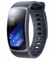"Samsung Gear Fit2 1.5"" OLED IP68 Nero"
