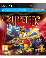 Sony Puppeteer, PS3 Basic PlayStation 3 ESP videogioco
