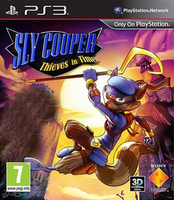 Sony Sly Cooper: Thieves in Time, PS3 Basic PlayStation 3 ESP videogioco