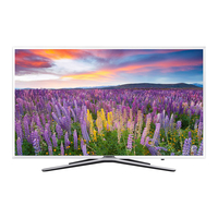 "Samsung 49""TV FHD 400Hz 2USB WiFi Bluetooth 49"" Full HD Smart TV Wi-Fi Bianco LED TV"