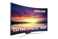 "Samsung UE49KU6100K 49"" 4K Ultra HD Smart TV Wi-Fi Nero LED TV"