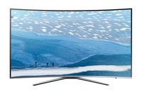 "Samsung 65"" KU6500 65"" 4K Ultra HD Smart TV Wi-Fi Metallico, Argento LED TV"