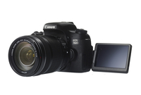 Canon EOS 760D + EF-S 18-135mm Kit fotocamere SLR 24.2MP CMOS 6000 x 4000Pixel Nero