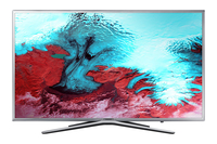 "Samsung UE49K5602AK 49"" Full HD Smart TV Wi-Fi Nero, Argento LED TV"