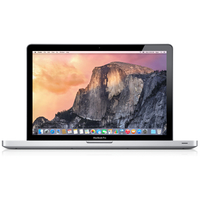 "Forza Refurbished MacBook Pro Apple 2.4GHz i5-520M 15.4"" 1440 x 900Pixel Argento Computer portatile"