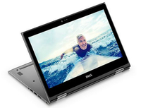 "DELL Inspiron 5368 2.3GHz i3-6100U 13.3"" 1920 x 1080Pixel Touch screen Grigio Ibrido (2 in 1)"
