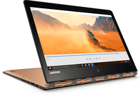 "Lenovo Yoga 900 2.2GHz i7-6560U 13.3"" 3200 x 1800Pixel Touch screen Oro Ibrido (2 in 1)"