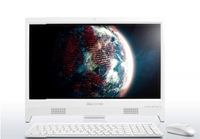 "Lenovo IdeaCentre C260 2.41GHz J1800 19.5"" 1600 x 900Pixel Touch screen Bianco PC All-in-one"