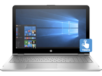 "HP ENVY x360 m6-aq005dx 2.2GHz i7-6560U 15.6"" 1920 x 1080Pixel Touch screen Argento Ibrido (2 in 1)"