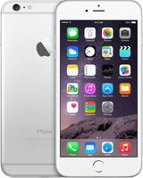 Forza Refurbished Apple iPhone 6 Plus SIM singola 4G 16GB Argento, Bianco Rinnovato