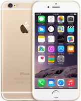 Forza Refurbished Apple iPhone 6 Plus SIM singola 4G 64GB Oro, Bianco Rinnovato