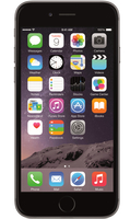 Forza Refurbished Apple iPhone 6 Plus SIM singola 4G 64GB Nero, Argento Rinnovato