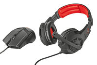 CUFFIE + MOUSE GAMING TRUST GXT784 21472