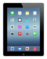 Forza Refurbished iPad 4 16GB 3G 4G Nero Rinnovato tablet