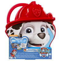 Paw Patrol Marshall Activity Case Libro/album da colorare