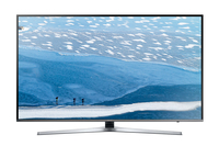 "Samsung UE49KU6470UXZF 49"" 4K Ultra HD Smart TV Wi-Fi Argento LED TV"
