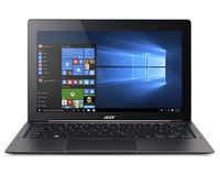 "Acer Aspire Switch 12 S SW7-272-M6S5 1.1GHz m5-6Y54 12.5"" 1920 x 1080Pixel Touch screen Nero Ibrido (2 in 1)"
