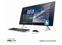"HP ENVY 27-p099na 2.8GHz i7-6700T 27"" 3840 x 2160Pixel Touch screen Nero, Perlato, Bianco PC All-in-one"