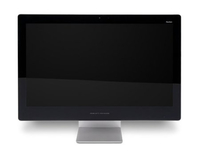"HP Pavilion TouchSmart 23-q142d 1.9GHz i5-4460T 23"" 1920 x 1080Pixel Touch screen Nero, Argento PC All-in-one"