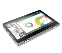 "HP Spectre Pro x360 G2 2.4GHz i5-6300U 13.3"" Touch screen Argento Ibrido (2 in 1)"