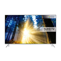 "Samsung UE55KS7000U 55"" 4K Ultra HD Smart TV Wi-Fi Argento LED TV"