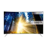 "Samsung UE55KS7500U 55"" 4K Ultra HD Smart TV Wi-Fi Argento LED TV"