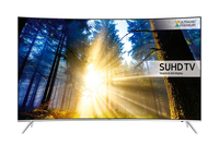 "Samsung UE65KS7500U 65"" 4K Ultra HD Smart TV Wi-Fi Argento LED TV"