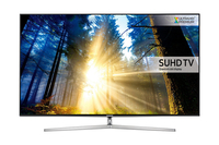 "Samsung UE49KS8000TXXU 49"" 4K Ultra HD Smart TV Wi-Fi Argento LED TV"