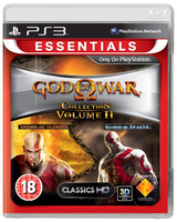 Sony God of War Collection Basic PlayStation 3 videogioco