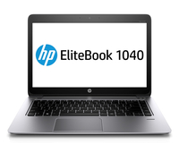 "HP EliteBook Folio 1040 G1 1.7GHz i5-4210U 12.5"" 1600 x 900Pixel Touch screen Argento Computer portatile"