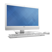 "DELL Inspiron 24 2.3GHz i5-6200U 23.8"" 1920 x 1080Pixel Bianco PC All-in-one"