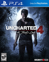 Sony Uncharted 4: A Thief