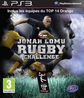 Sony Jonah Lomu Rugby Challenge, PS3 PlayStation 3 videogioco