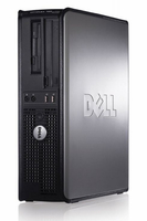 DELL OptiPlex 380 DT 2.7GHz E5400 Scrivania Nero, Argento PC