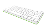 Logitech Wired Keyboard Lightning Bianco tastiera per dispositivo mobile