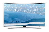 "Samsung UE49KU6640UXZF 49"" 4K Ultra HD Smart TV Wi-Fi Argento LED TV"