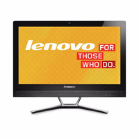"Lenovo Essential C560 3.2GHz i3-4170T 23"" 1920 x 1080Pixel Nero PC All-in-one"