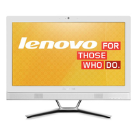 "Lenovo IdeaCentre C560 2.9GHz G3260T 23"" 1920 x 1080Pixel Bianco PC All-in-one"