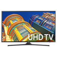 "Samsung UN70KU6300F 70"" 4K Ultra HD Smart TV Wi-Fi LED TV"