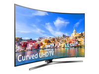 "Samsung UN65KU7500F 65"" 4K Ultra HD Smart TV Wi-Fi LED TV"
