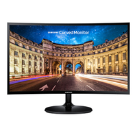 "Samsung C27F390FHN 27"" Full HD VA Nero monitor piatto per PC"