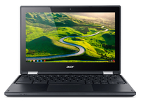 "Acer Chromebook R 11 C738T-C316 1.6GHz N3050 11.6"" 1366 x 768Pixel Touch screen Nero Chromebook"