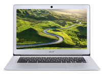 "Acer Chromebook 14 CB3-431-C7RS 1.6GHz N3060 14"" 1366 x 768Pixel Argento Chromebook"