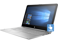 "HP ENVY 15-aq002ng 2.3GHz i5-6200U 15.6"" 1920 x 1080Pixel Touch screen Argento Ibrido (2 in 1)"