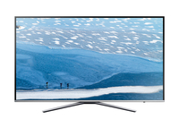 "Samsung UE65KU6409 65"" 4K Ultra HD Smart TV Wi-Fi Nero, Metallico LED TV"