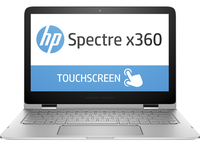 "HP Spectre x360 13-4156ng 2.5GHz i7-6500U 13.3"" 2560 x 1440Pixel Touch screen Argento Ibrido (2 in 1)"