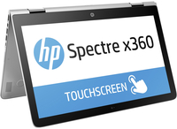 "HP Spectre x360 15-ap010ca 2.3GHz i5-6200U 15.6"" 1920 x 1080Pixel Touch screen Argento Ibrido (2 in 1)"