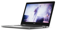 "DELL Inspiron 7569 2.5GHz i7-6500U 15.6"" 1920 x 1080Pixel Touch screen Nero, Argento Ibrido (2 in 1)"