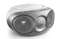 Philips AZ215S/05 Argento CD player