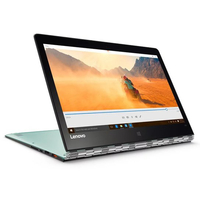 "Lenovo Yoga 900 2.3GHz i5-6200U 13.3"" 2560 x 1440Pixel Touch screen Verde Ibrido (2 in 1)"